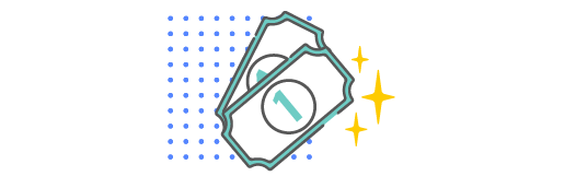 Ticket icons